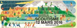 Scoutisme 12 mars 2016